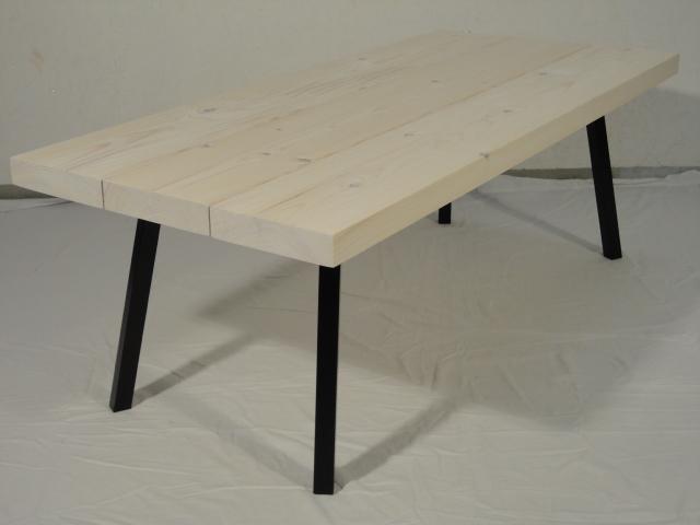 Plankeborde og bordben shoppen - woodfactory
