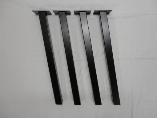 Stålben til Plankebord